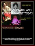 Music, Showbiz and Entertainment : Volume 3 of World Who's Who in Jazz, Cabaret, Music and Entertainment, De Lafayette, Maximillien, 097997500X