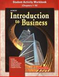 Introduction to Business, Student Activity Workbook Chapters 1-16, McGraw-Hill, 0078275008