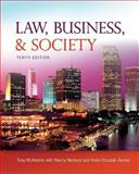 Law, Business and Society, McAdams, Tony, 0073525006