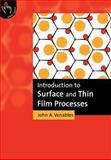 Introduction to Surface and Thin Film Processes, Venables, John A., 0521785006