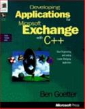 Developing Applications for Microsoft Exchange With C++, Ben Goetter, 1572315008