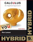 Calculus : An Applied Approach, Hybrid, Larson, Ron, 1133115004