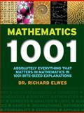 Mathematics 1001, Richard Elwes, 1770855009