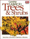 Complete Guide to Trees and Shrubs, Ortho, 0897215001