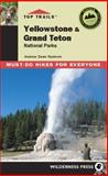 Yellowstone and Grand Teton, Andrew Dean Nystrom, 0899975003