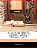 Edinburgh Medical Journal, Anonymous, 1143545001