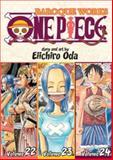 One Piece: Baroque Works 22-23-24, Vol. 8 (Omnibus Edition), Eiichiro Oda, 1421555018