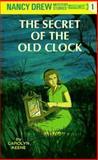 The Secret of the Old Clock, Carolyn Keene, 0448095017