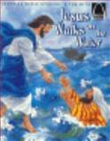 Jesus Walks on the Water, Nancy I. Sanders, 0570075017
