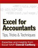 Excel for Accountants, Conrad Carlberg, 1932925015
