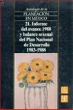Antología de la Planeación en México, 21 9789681655013
