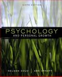 Psychology and Personal Growth, Goud, Nelson and Arkoff, Abe, 0205335012