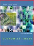 Economics Today : With Economics in Action 2001-2002 Version, Miller, Roger LeRoy, 0321085019