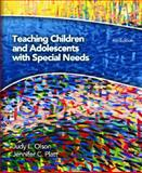 Teaching Children and Adolescents with Special Needs, Olson, Judy and Platt, Jennifer, 0130385018