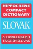 Slovak-English - English-Slovak Compact Dictionary, Davidovic Mladen, 0781805015