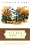 Two-Part Invention, Madeleine L'Engle, 0062505017