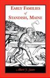Early Families of Standish, Maine, Albert J. Sears, 1556135017