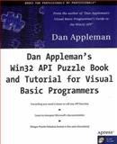 Win32 API Puzzle Book and Tutorial for Visual Basic Programmers, Appleman, Daniel, 1893115011
