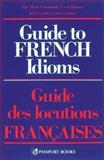Guide to French Idioms 9780844215020