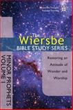 The Wiersbe Bible Study Series: Minor Prophets Vol. 1, Warren W. Wiersbe, 1434705021