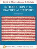 Introduction to the Practice of Statistics, Editoral and McCabe, George P., 0716735024