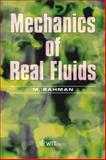 Mechanics of Real Fluids, Rahman, Matiur, 1845645022