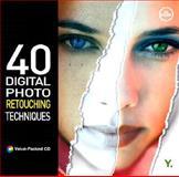 40 Digital Photo Retouching Techniques, Youngjin.com Staff, 0782135021