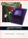 Financial Analysis with Microsoft Excel, Mayes, Timothy R. and Shark, Todd M., 0030155029