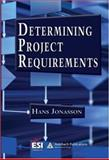 Determining Project Requirements, Jonasson, Hans, 1420045024