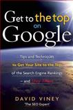 Get to the Top on Google, David Viney, 1857885023