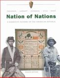 Nation of Nations : A Concise History of the American Republic, Davidson, James West, 0072315024