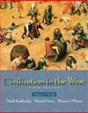 Civilization in the West, Kishlansky, Mark A. and Geary, Patrick J., 0321105028