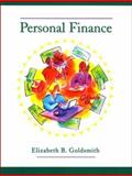 Personal Finance, Goldsmith, Elizabeth B., 0534545033