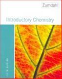 Introductory Chemistry, Zumdahl, Steven S., 0618305033