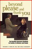 Beyond Please and Thank You, HealthSouth Press Staff and Karla Dougherty, 1891525034