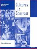 Cultures in Contrast, Shulman, Myra, 0472085034