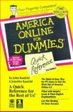 America Online for Dummies, John Kaufeld and Jennifer Kaufeld, 0764505033