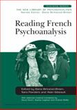 Reading French Psychoanalysis, , 0415485037
