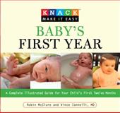 Baby's First Year, Robin McClure and Vincent Iannelli, 1599215039