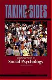 Taking Sides : Clashing Views in Social Psychology, Nier, Jason A., 0073515035