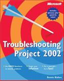 Troubleshooting Microsoft Project 2002, Biafore, Bonnie, 0735615039