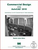 Commercial Design Using AutoCAD 2010, Stine, Daniel John, 1585035033