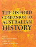 The Oxford Companion to Australian History 9780195515039