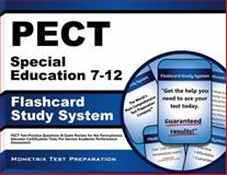 Pect Special Education 7-12 Flashcard Study System : PECT Test Practice Questions and Exam Review for the Pennsylvania Educator Certification Tests, PECT Exam Secrets Test Prep Team, 163094503X