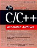 C/C++ Annotated Archives, Klander, Lars and Friedman, Art, 0078825040