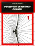 Perspectives of Nonlinear Dynamics, E. Atlee Jackson, 0521345049