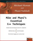 Essential C++ Techniques, Hyman, Mike and Vaddadi, Phani, 1893115046
