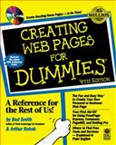 Creating Web Pages for Dummies, Bud E. Smith, 0764505041