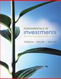 Loose-Leaf Fundamentals of Investments with Stock-Trak Card, Jordan, Bradford and Miller, Thomas, 0077505042