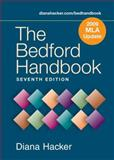The Bedford Handbook 7e with 2009 MLA Update, Hacker, Diana, 0312595042